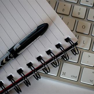 Schrijfclub voor laaggeletterden