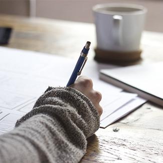 Start cursus Creatief schrijven (21+)