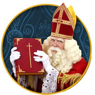 Sinterklaas-voorleesfeestje