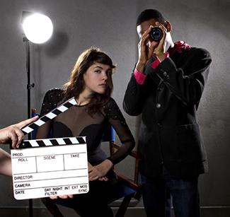 """Workshop """"Acteren voor de camera"""""""