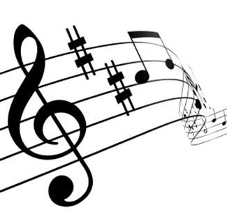 Muziek in de Bieb