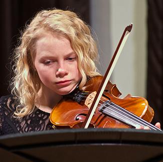 Zomerconcert orkesten