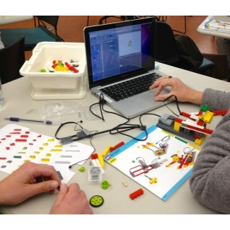 Workshop 'Lego WeDo'