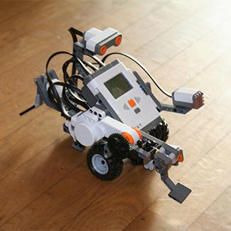 Workshop 'Lego Mindstorms'