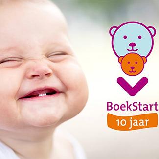 Feest! BoekStart 10 jaar