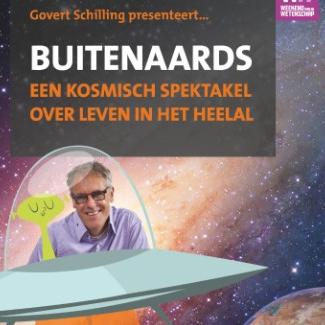 Reprise theatercollege Govert Schilling – Buitenaards