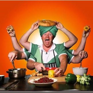 Foodfight, dé Amersfoortse discussieavond over koken, eten en drinken