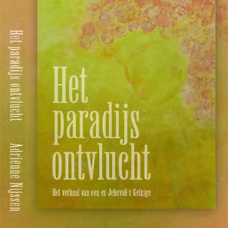 Boekpresentatie: Adriënne Nijssen – Het paradijs ontvlucht