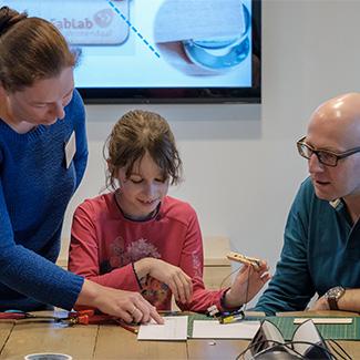 Workshop Morsemachine maken (7+)