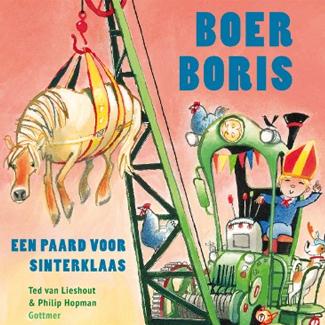Voorleesfeestje Boer Boris – een paard voor Sinterklaas