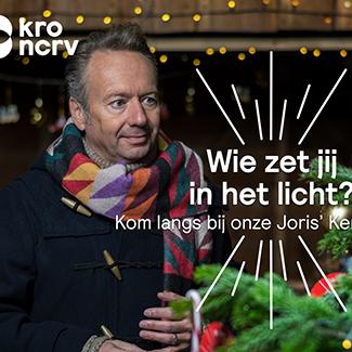 Opnames Joris' Kerstboom in het Eemhuis