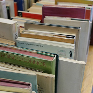 Bibliotheek open als afhaalbibliotheek